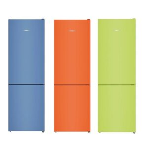 Coloured Fridge Freezers