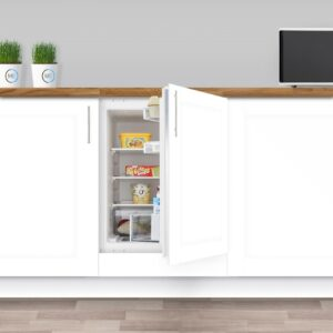 Integrated Larder Fridges