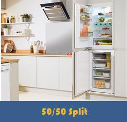 50 / 50 Split