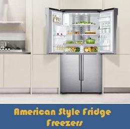 Side by Side Fridge Freezers