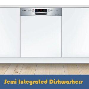 Semi Integrated Dishwashers