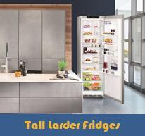 Tall Larder Fridges