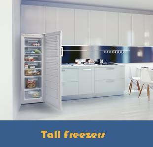 Tall Freezers
